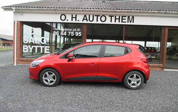 Renault Clio IV 0,9 TCe 90 Expression 5d
