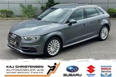 Audi A3 1,4 Sportback  E-tron  Plugin-hybrid Ambiente S Tronic  5d 6g Aut.