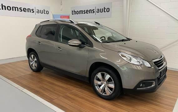 Peugeot 2008 1,2 VTi 82 Motion+