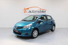 Toyota Yaris 1,3 VVT-i T2 Touch MDS