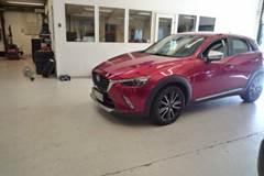Mazda CX-3 2,0 SkyActiv-G 120 Optimum aut. Van