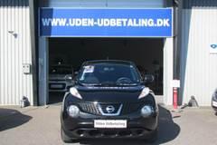 Nissan Juke 1,6 N-Tec CVT