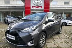 Toyota Yaris Hybrid H2 Premium E-CVT 100HK 5d Trinl. Gear