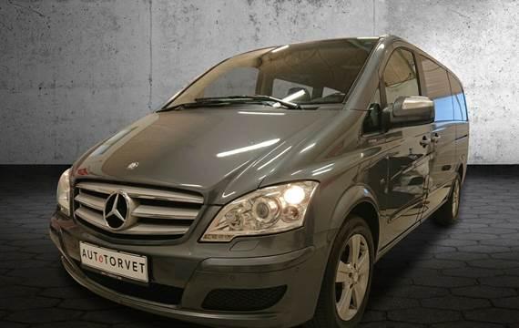 Mercedes Viano 3,0 CDi Ambiente aut. lang