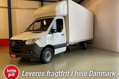 Mercedes Sprinter 319 3,0 CDi Alukasse m/lift