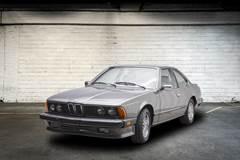 BMW 635CSi 3,5 aut.