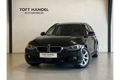 BMW 330d 3,0 Touring aut. Van