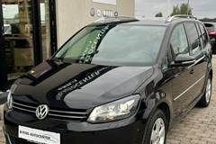 VW Touran 2,0 TDi 140 Highline DSG BMT 7prs