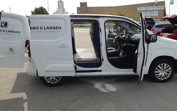 Peugeot Partner 1,5 BlueHDi 130 L1V2 Plus EAT8 Van