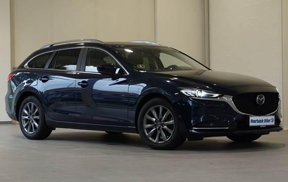 Mazda 6 2,2 SkyActiv-D 150 Premium stc. aut.