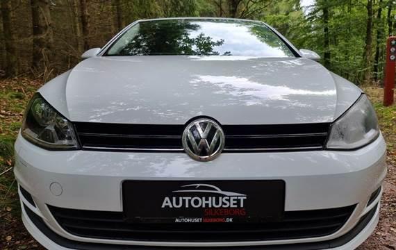 VW Golf VII 1,6 TDi 105 Comfortline BMT
