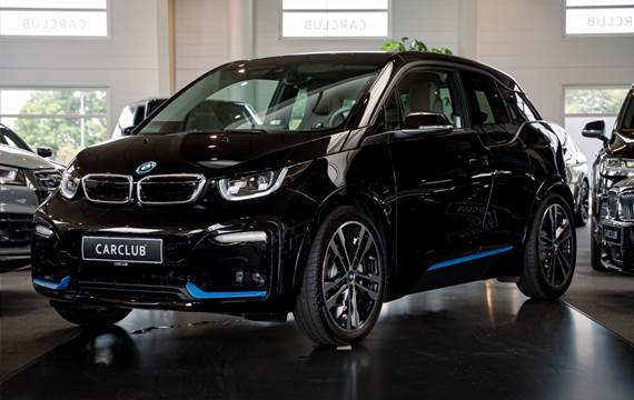 BMW i3s aut.