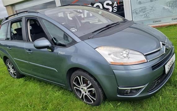 Citroën C4 Picasso 1,6 HDI 110 aut. 110HK