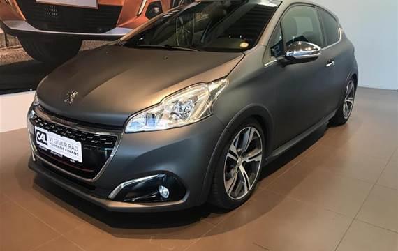 Peugeot 208 1,6 THP GTi  3d 6g