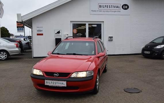 Opel Vectra 1,6 16V GL