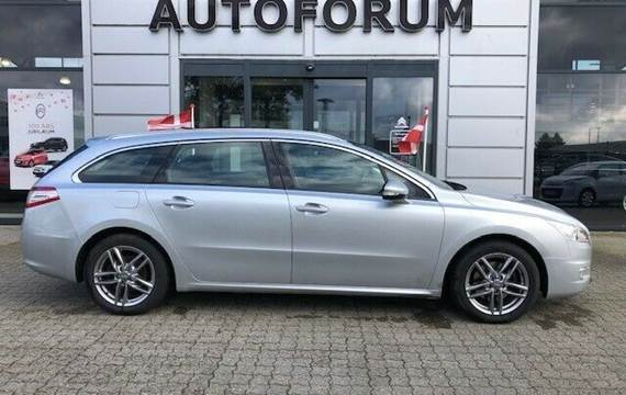 Peugeot 508 2,0 HDi 163 Active Sky SW