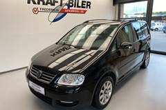 VW Touran 1,9 TDi 100