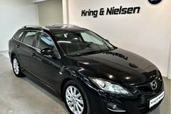 Mazda 6 2,2 DE 163 Sport stc.