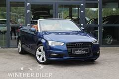 Audi A3 2,0 TDi 150 S-line Cabriolet S-tr.