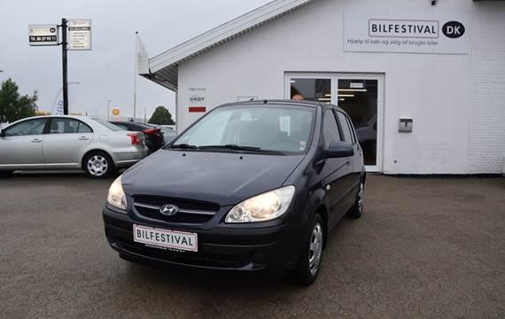Hyundai Getz 1,1 GL