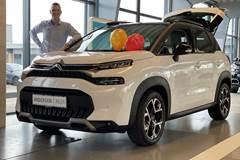 Citroën C3 Aircross 1,2 PureTech Feel 110HK 5d 6g