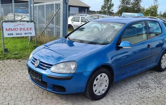 VW Golf V 1,6 FSi Sportline