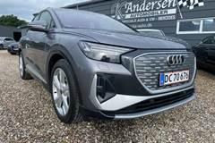 Audi Q4 e-tron S-line