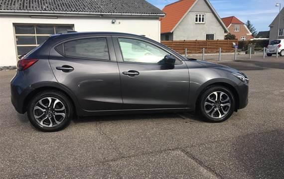 Mazda 2 1,5 Skyactiv-G Optimum  5d