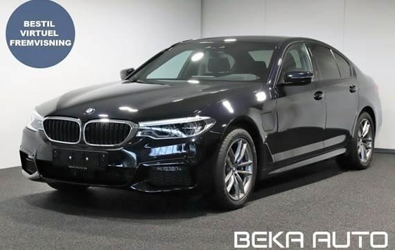 BMW 530e 2,0 M-Sport aut.