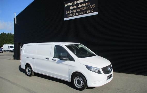 Mercedes Vito 2,1 114 A3  CDI RWD 9G-Tronic  Van 9g Aut.