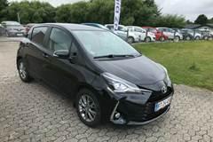 Toyota Yaris 1,0 VVT-i T2 Exclusive