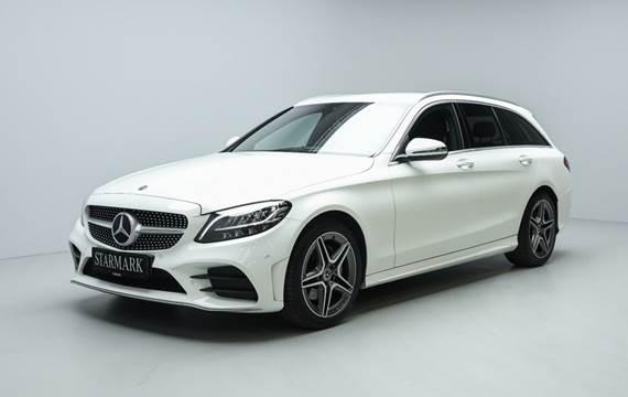 Mercedes C220 d 2,0 AMG Line stc. aut.