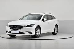 Mazda 6 2,2 SkyActiv-D 150 Vision stc.