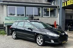 Peugeot 407 1,6 HDi Performance stc.