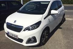 Peugeot 108 1,0 e-Vti Griffe 69HK 5d