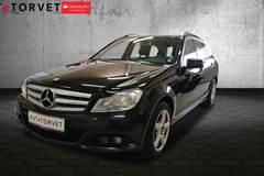 Mercedes C220 2,2 CDi stc. BE