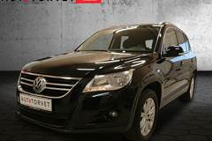 VW Tiguan 2,0 TDi 140 Sport & Style 4Motion