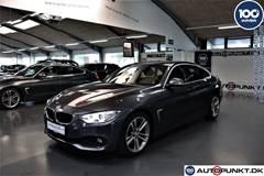 BMW 430d Gran Coupé aut. 5d3,0 Gran Coupé aut. 5d