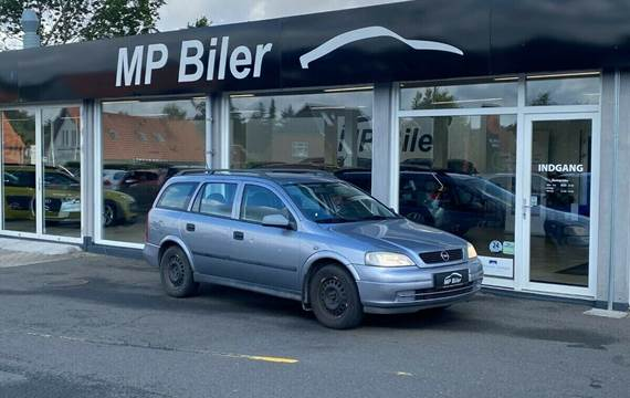 Opel Astra 1,7 CDTi 80 Classic Wagon