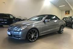 Mercedes E350 3,5 CGi Avantgarde Cabriolet aut. BE