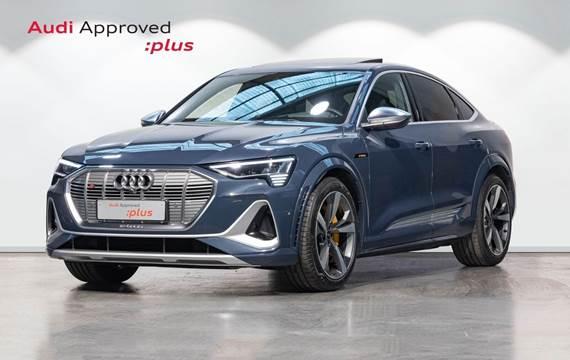 Audi e-tron S Sportback quattro