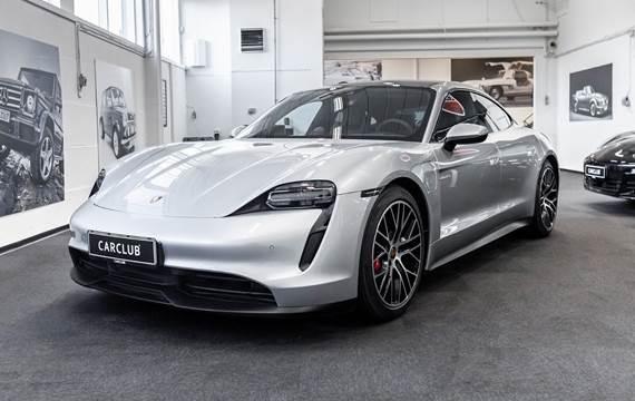 Porsche Taycan 4S Performance