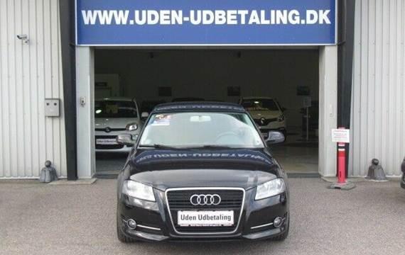 Audi A3 1,6 TDi Attraction Sportback