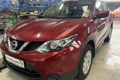 Nissan Qashqai 1,5 DCi Visia 110HK 5d 6g