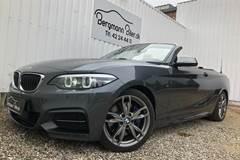 BMW M240i 3,0 Cabriolet xDrive aut.