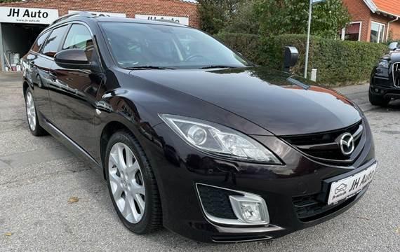 Mazda 6 2,5 Sport stc.
