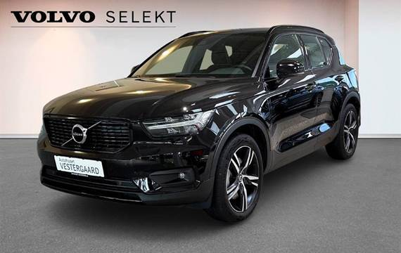 Volvo XC40 1,5 T4 Recharge  Plugin-hybrid R-design  5d 8g Aut.