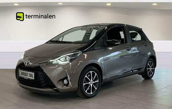 Toyota Yaris 1,5 VVT-iE T3 Premium