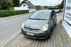 Toyota Corolla Verso 2,0 D-4D Terra