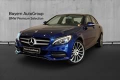 Mercedes C200 2,0 Business aut.